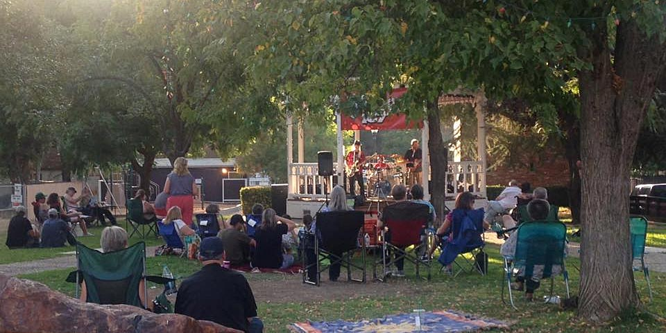 Music In The Park Series – Jamestown Promotion Club